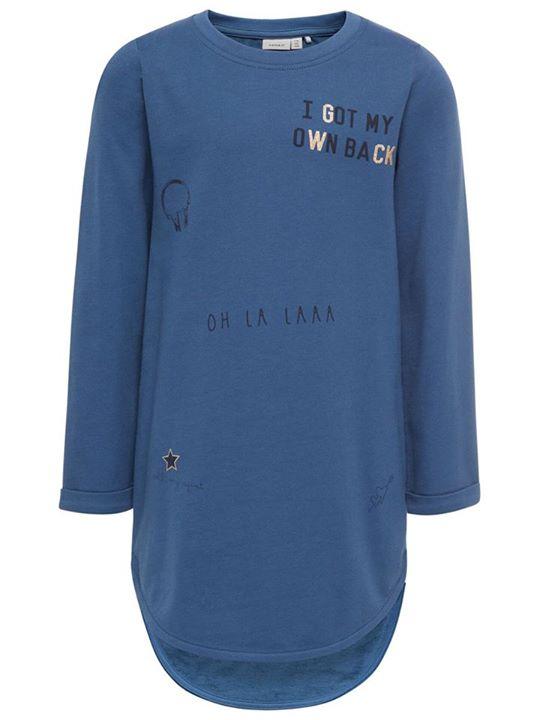 De nieuwe herfstcollectie van Name It is binnen!  Leuke shirts en jurkjes.   Van...