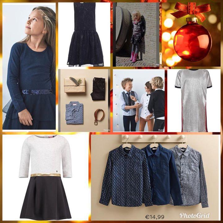 Feestcollectie   Nog op zoek naar een leuke outfit voor de feestdagen.... Kom ge...