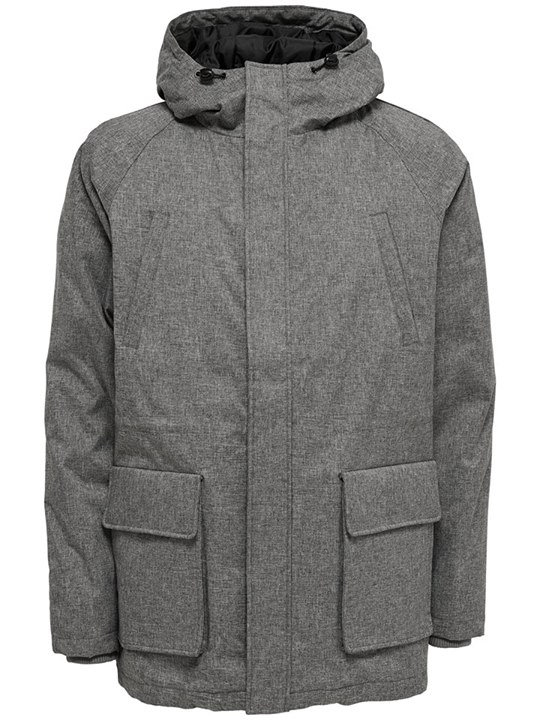 IT'S COLD OUTSIDE!   ONLY & SONS PARKA € 69,99 MAAT S T/M XL