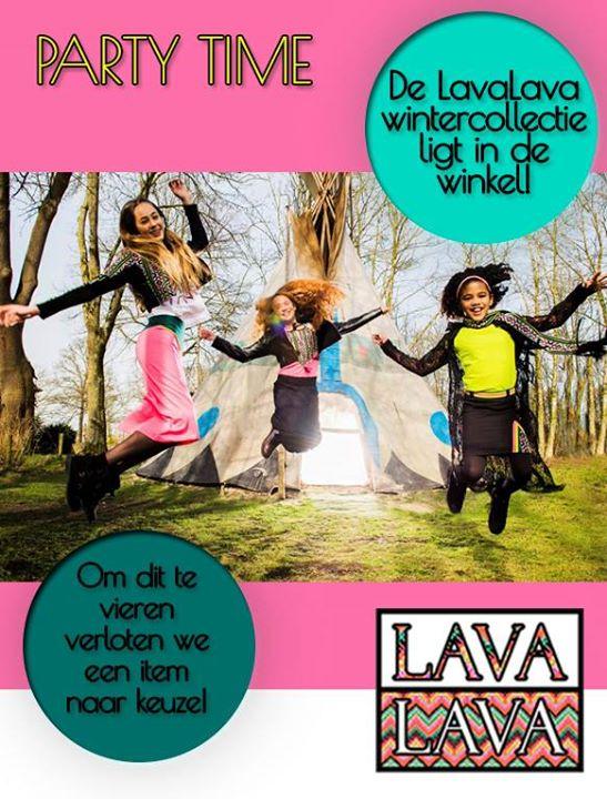 Maak deze week nog kans op een stoer, eigentijds item van LavaLava!!!  Like dit ...