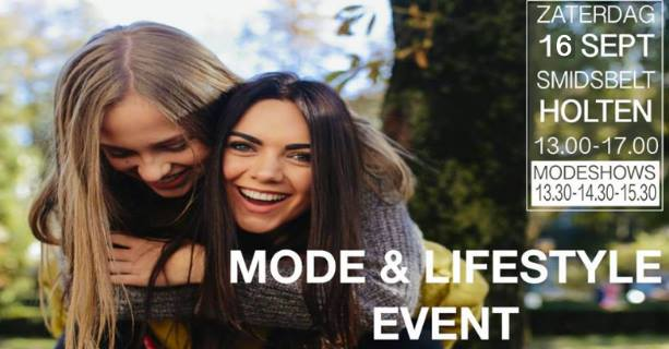 Mode- en Lifestyle Event.