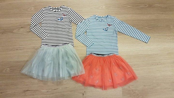 Name-it Girls setjes! 🦋  Shirt € 14,99 p.s. Rok € 26,99 p.s.  Maat 104 t/m 152!