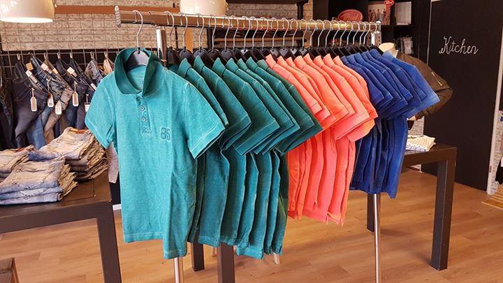 NIEUW: Name-it polo's in 3 kleuren! € 14,99 p.s.