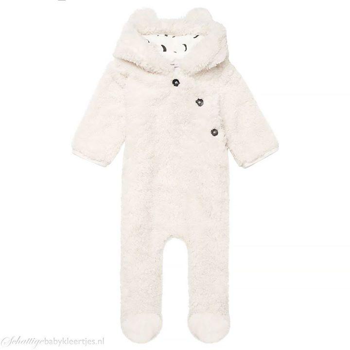 Parel van de dag! Dit lekkere winterse Noppies-pak voor de baby's! Van € 44,99 v...