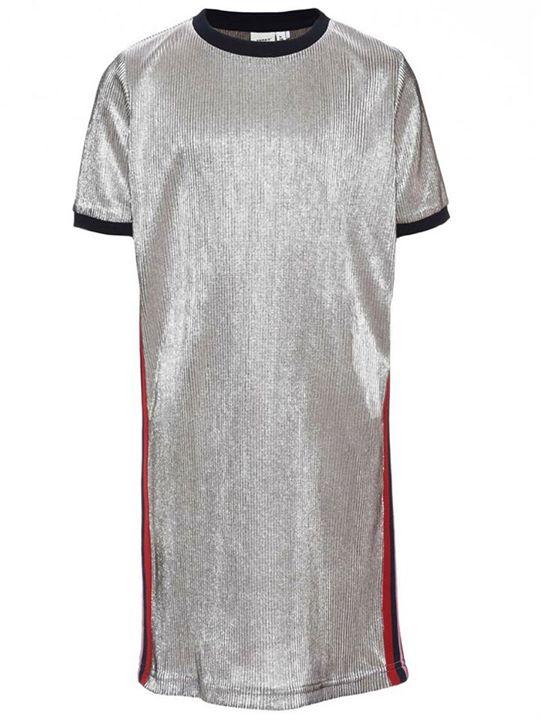 PARTY TIME!   Name-it jurk voor de girls!  Maat 116 t/m 164!  € 26,99 p.s.