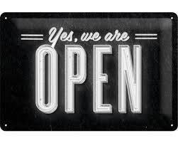 Vanavond zijn wij nog tot 20.00 uur open!