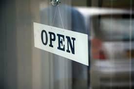 Vandaag vanaf 13.00 uur open voor een korte broek, jurk, zwembroek of hemd!
