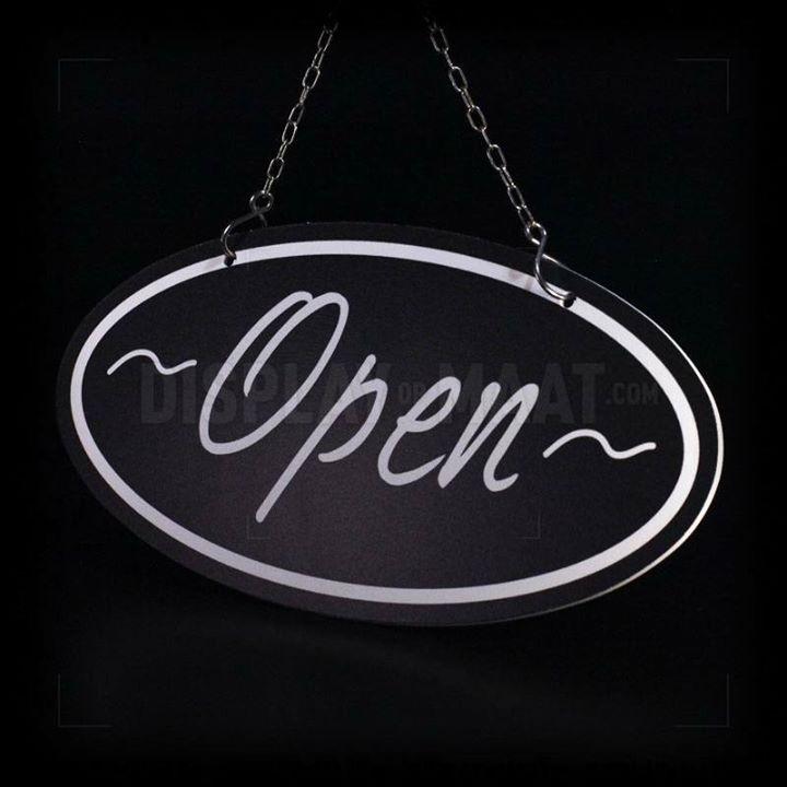 We zijn tot 17.30 uur geopend!