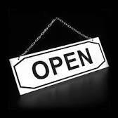 We zijn vanmiddag vanaf 13.00 uur  geopend! Hoe leuk is dat!
