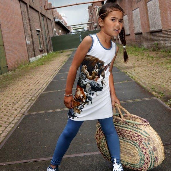 Weer super gave (maxi)jurkjes, tops en (maxi) rokjes binnen gekregen van LOVESTA...