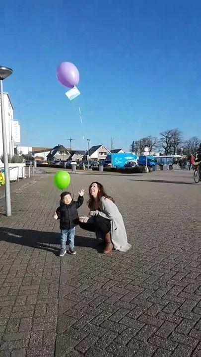 Doe mee aan de ballonnenwedstrijd!