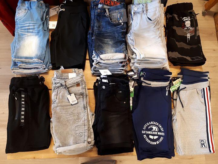 Volop korte broeken