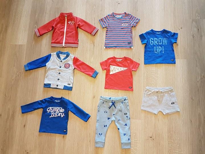 Tumble 'n Dry Boys Lo!  Alle lange broekjes & tops met lange mouw; 2e item, 50% ...