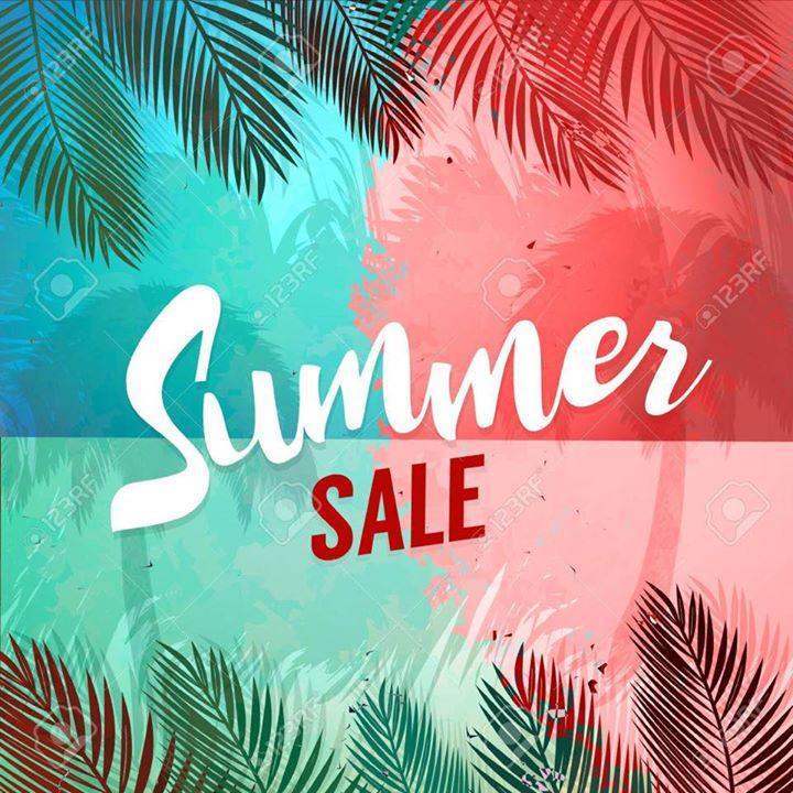 ️️ Vanaf vandaag begint onze Sumner Sale!...️️ 5 items met een groene sticker vo...